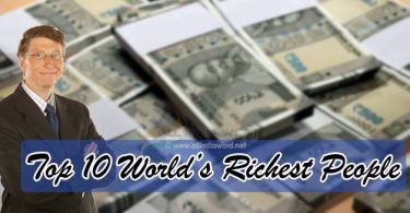 World's Top 10 Richest People With Net Worth USD And INR
