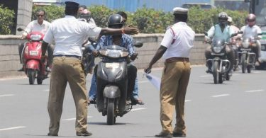 hyderabad-traffic-police-license
