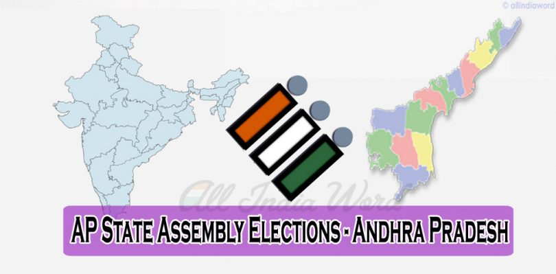 AP State Assembly Elections - Andhra Pradesh 2019