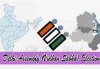 Delhi Assembly (Vidhan Sabha) Elections