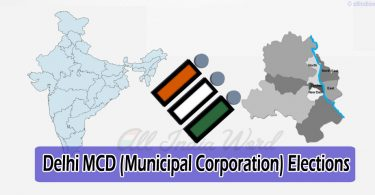 Delhi MCD (Municipal Corporation) Elections