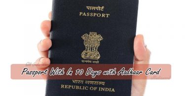 Passport-With-In-10-Days-with-Aadhaar-Card